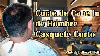 COMO HACER CASQUETE CORTO EN CABELLO ESCASO