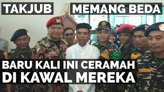 Ust. Abdul Somad, LC, MA dikawal Pemuda Kristen di Tanjabtim Sabak