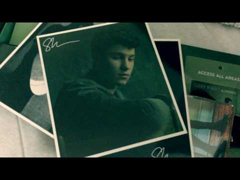 Unboxing Shawn Mendes Illuminate Special Edition
