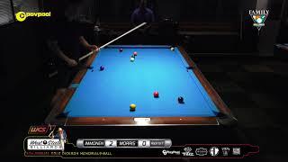 #13 • Rodney MORRIS vs Mika IMONNEN / 2017 Cole Dickson 9-Ball