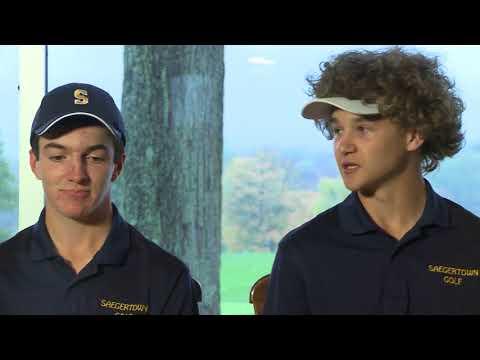 Sports Close-Up District-10 Golfers