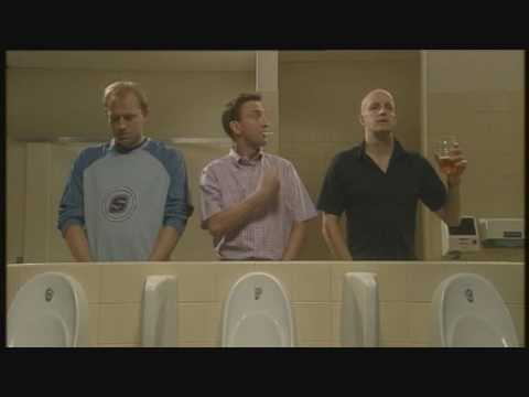 British Peeing Comedy-Must Watch!