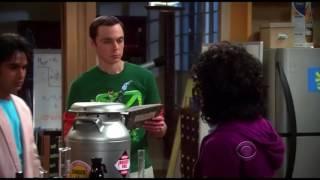 Сериал Теория большого взрыва (The Big Bang Theory) ЛИФТ ПРИШОЛ новый сезон