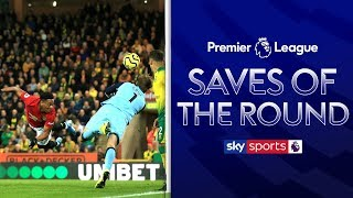 Tim Krul on FIRE against Manchester United! | Saves of the Round | Matchday 10