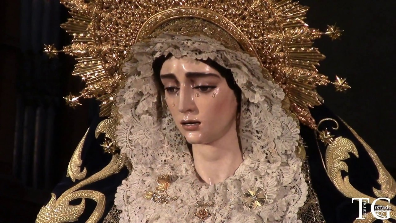 Besamanos Extraordinario De La Virgen De La Salud De San Gonzalo En El Sagrario 2017