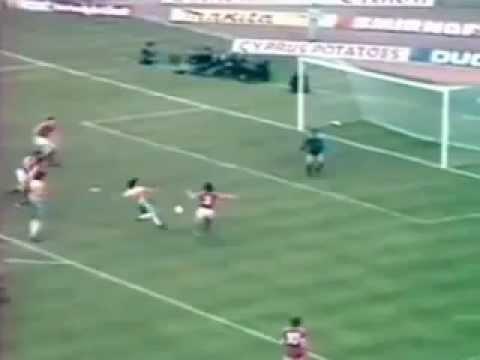 Zico - Brasil 1 x 0 Inglaterra (1981)