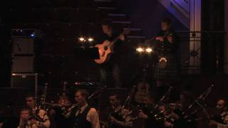 The National Youth Pipe Band of Scotland 'The Lullaby'.wmv