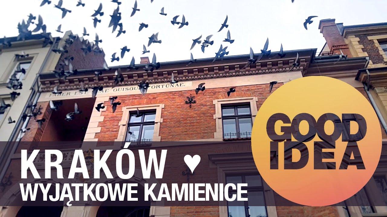 Ulice i kamienice: Kraków i Talowski | GOOD IDEA
