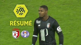 LOSC - Toulouse FC (1-0)  - Résumé - (LOSC - TFC) / 2017-18