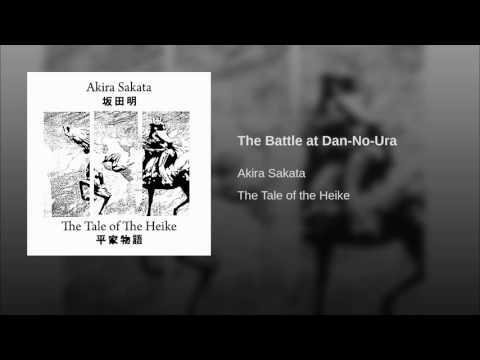 The Battle at Dan-No-Ura