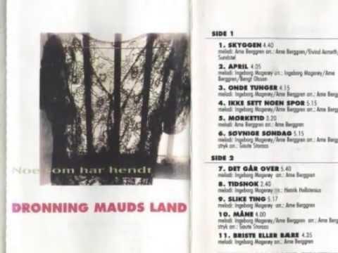 Dronning Mauds Land - 01 - Skyggen