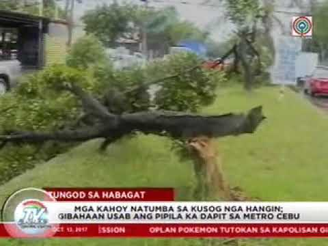 TV Patrol Central Visayas - Oct 13, 2017