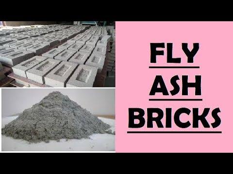 Fly Ash Bricks Information
