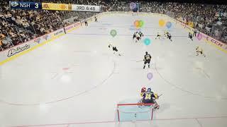 NHL 18 saves clip 2