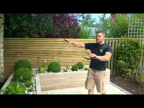 Landscaping, Design and Construction Wilmslow Part2