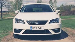 Koeajossa kaasukäyttöinen Seat Leon ST 1,4 TGI