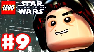 LEGO Star Wars The Force Awakens - Gameplay Part 9 - Chapter 9: Destroy Starkiller Base!