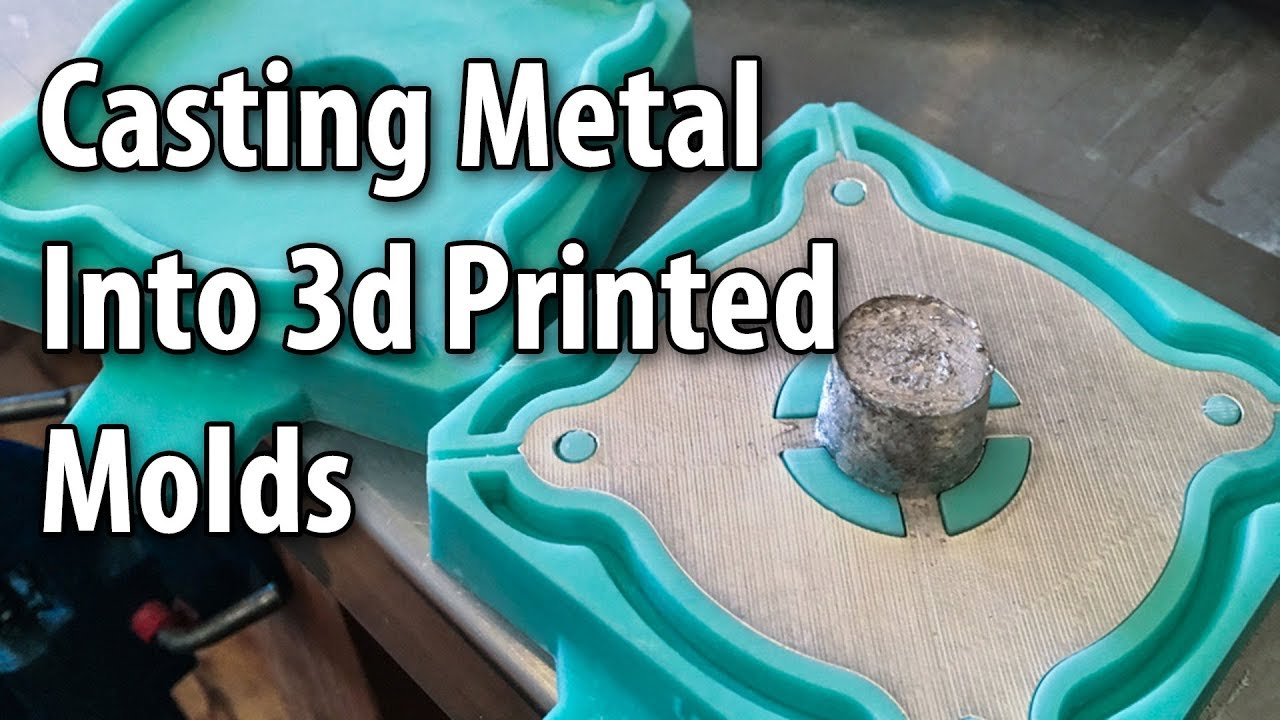 Introduction | Metal Parts from 3D Prints | Adafruit