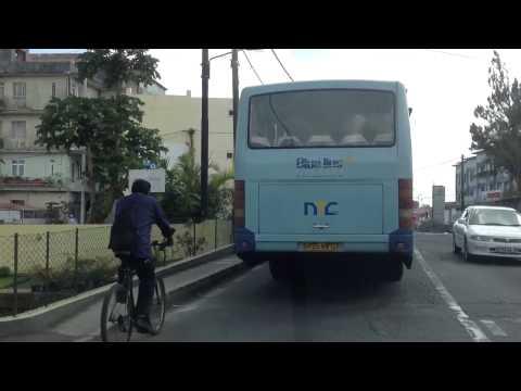 Cnt bus mauritius ile maurice