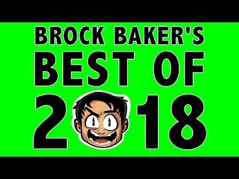 Brock Baker's Best of 2018