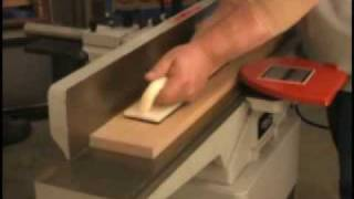 Jointer Basics - Using It Right