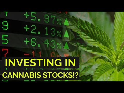 Investing In CANNABIS/POT Stocks!? 🌿🔥