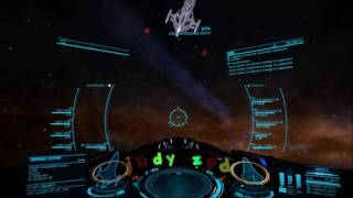 Elite Dangerous: Corvette (Judy) vs Imperial Cutter (Sundered Echo)