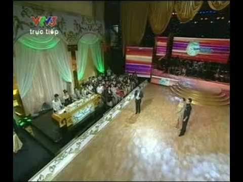 Ngô Thanh Vân với điệu Rumba trong Bước nhảy hoàn vũ hôm 13.6.2010