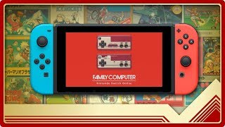 How to Download Family Computer Nintendo Switch Online // Train Your Game
