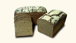 Австрийский 100% ржаной хлеб