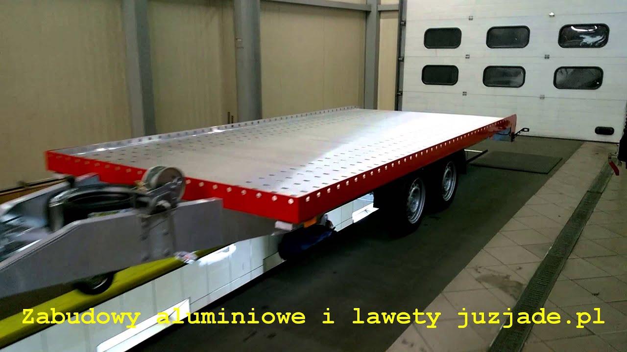 Nowe Ducato Z Laweta Laweta Aluminiowa Juzjade Pl Tel 606 951 545