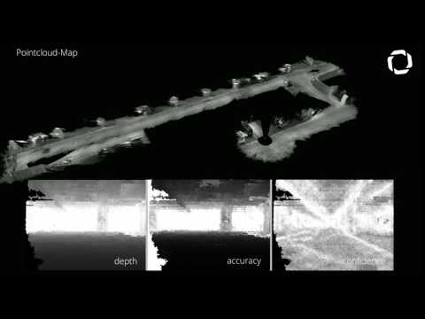 rc_visard 160 - Simultaneous Localization and Mapping (SLAM)