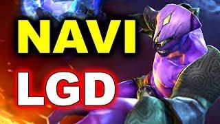NAVI vs LGD - INSANE GAME!!! - MDL MACAU MINOR DOTA 2