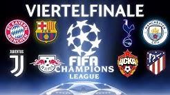FIFA Champions League 2018 | Viertelfinale | Rückspiele | Konferenz | MarcSarpei