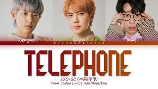 Download Mp3 Exo-sc 세훈&찬열 '척  Telephone   Feat. 10cm ' Color Coded Lyrics  Han/ro