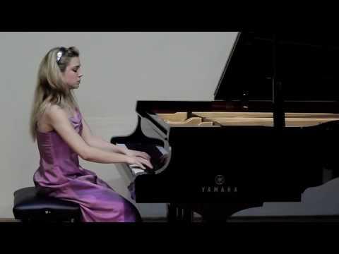 Giulia Rossini - Chopin Etude op.25 n.6