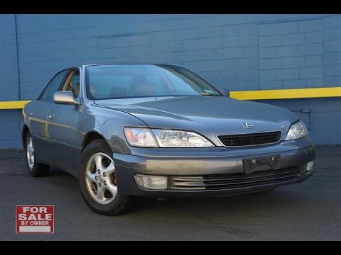 1998 lexus es300 for sale staten island ny 10310 youtube. Black Bedroom Furniture Sets. Home Design Ideas