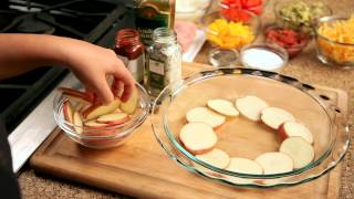 How To Make Nachos - #8 - Layering Potatoes, Adding Salt And Pepper — Appetites®
