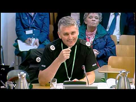 Justice Sub-Committee on Policing - Scottish Parliament: 20th March 2014