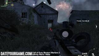 Call of Duty Modern Warfare 2 Spec Ops 6 Bravo Overwatch veteran Walkthrough