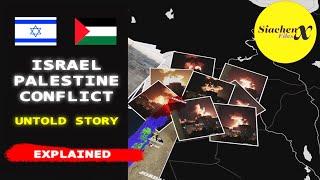 Israel Palestine Conflict Explained Sheikh Jarrah, Hamas, East Jerusalem, Abraham Accord [2021]