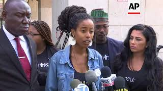 Bob Marley's granddaughter wants accountability after NY Airbnb police stop