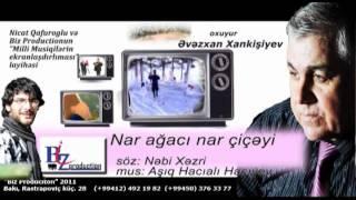 Nar ağacı, nar çiçəyi  - Əvəzxan Xankişiyev - (Nar agaci - Evezxan Xankishiyev) - 2011