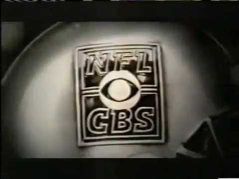 CBS Sports NFL Presentation Intro (Super Bowl XXXVIII Version, 2003)