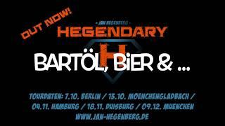 Bartöl, Bier & gegrilltes Fleisch - Hegendary - Jan Hegenberg