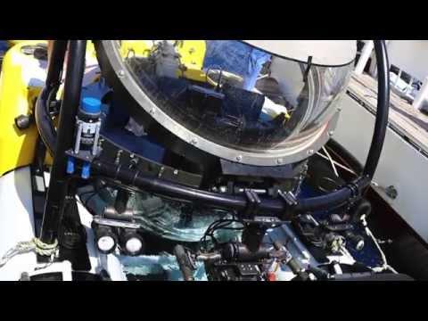 Deep Sea Submarine Cocos Island