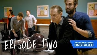 Vampire Weekend Fans Hunted by Steve Buscemi - Ep 2 | AMEX UNSTAGED