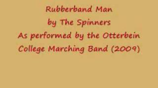 Rubberband Man - Otterbein College Marching Band