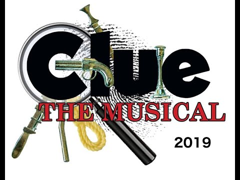 """2019 Clue """"Overture/The Game"""" 