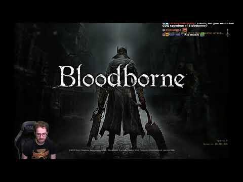Bloodborne Escort Run